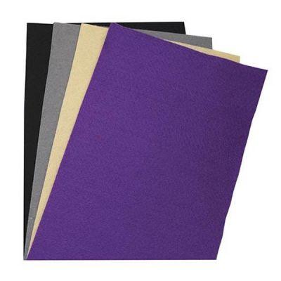 Ткань Астра Фетр листовой ассорти 20х30см, 1,4мм, 180гр. (4шт.) АСТРА (7)