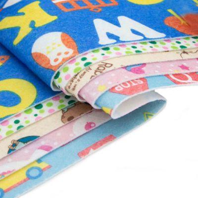 Ткань Астра Фетр листовой декоративный ассорти