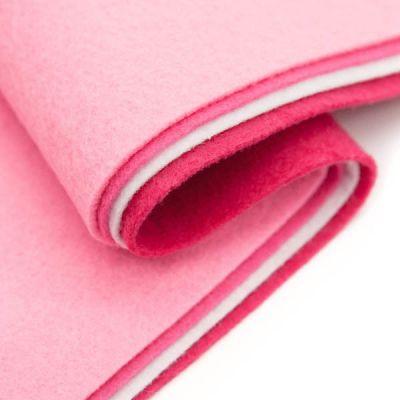 Ткань Астра Фетр листовой ассорти 20х30см, 1,4мм, 180гр. (4шт.) АСТРА (3)