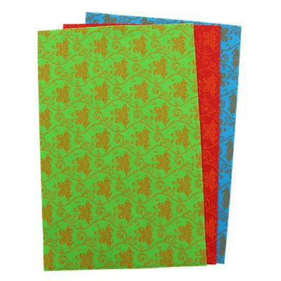 Ткань Астра Фетр листовой декоративный Барокко Астра, 1,0мм, 180 гр, 20х30см, 3 шт/упак