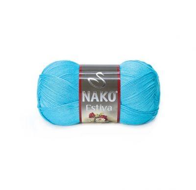 Пряжа Nako Estiva Цвет.6954