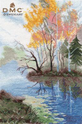 1322 На озере (Овен)