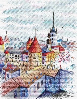 М-524 Башни Таллина (МП Студия)