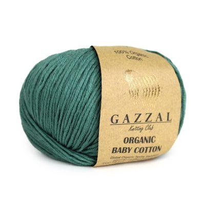 Пряжа GAZZAL Пряжа GAZZAL ORGANIC BABY COTTON Цвет.427