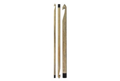 Инструмент для вязания Lykke Крючок Driftwood, длина 15 см, 4,00 мм