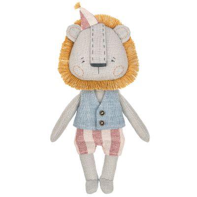 Набор для изготовления игрушки Miadolla MN-0319 Лев Ричард (Miadolla)