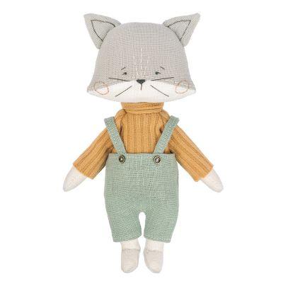 Набор для изготовления игрушки Miadolla MN-0320 Котик Фрэнк (Miadolla)