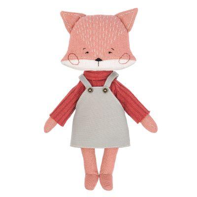 Набор для изготовления игрушки Miadolla MN-0318 Лисичка Эмбер (Miadolla)