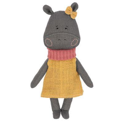Набор для изготовления игрушки Miadolla MN-0316 Бегемотик. Бетти (Miadolla)