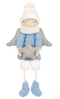 Набор для изготовления игрушки Miadolla NY-0327 Ангел Марк (Miadolla)