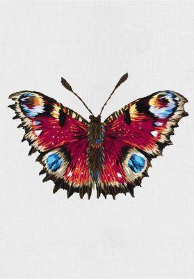 JK-2198 Бабочка. Павлиний глаз