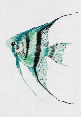JK-2204 Рыбка