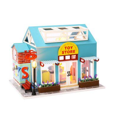 Набор для изготовления румбокса Hobby Day M904 Магазин игрушек