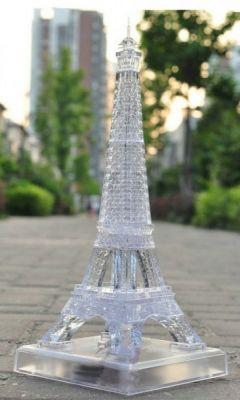 Пазлы Crystal Puzzle 9035 Эйфелева Башня на подставке