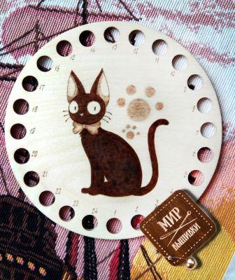 Фото - Органайзер - Органайзер. Черный кот органайзер для аксессуаров hammock черный черный