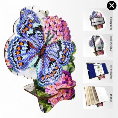 Набор для вышивания Art Solo APM-03 Бабочка и Гортензия