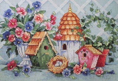 Набор для вышивания Classic Design 4488 Уютное гнездышко