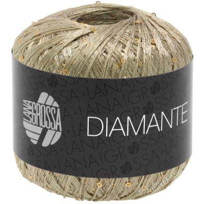 Пряжа LANA GROSSA Diamante Цвет.001 инструмент для вязания lana grossa спицы круговые lana grossa латунь 60 см 3 5