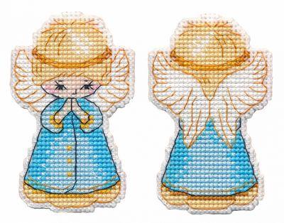 1363 Елочная игрушка. Ангел(Овен)