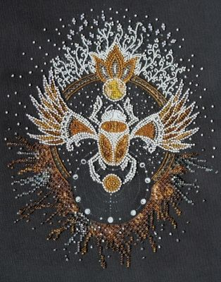 Набор для вышивания Абрис Арт АВ-785 Скарабей набор для вышивания абрис арт ав 705 защитник