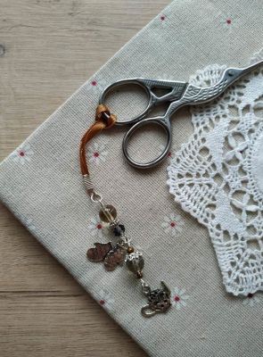 Фото - Маячок для ножниц Arapova A. Маячок для ножниц. Зимняя забава маячок для ножниц arapova a маячок для ножниц бабочка в сердце
