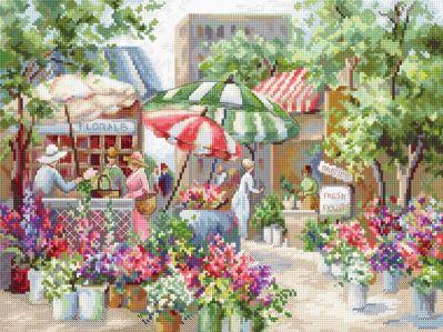 978 - Цветочный рынок