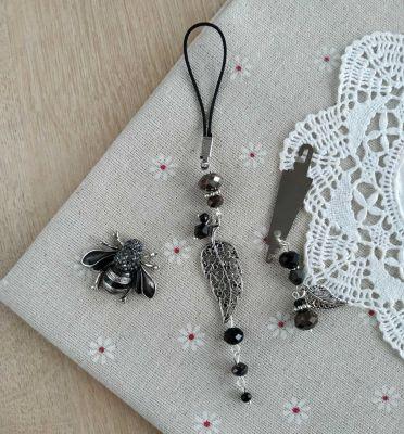Наборы аксессуаров для вышивания - Набор аксессуаров Черная пчела