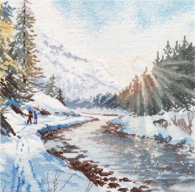 1387 Морозная свежесть (Овен)