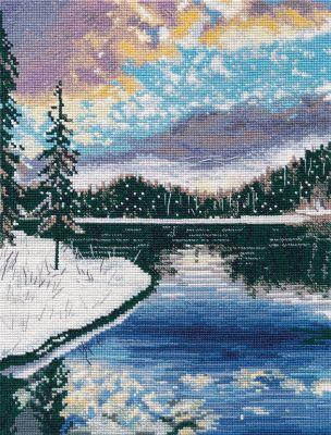 1390 Морозный вечер (Овен)