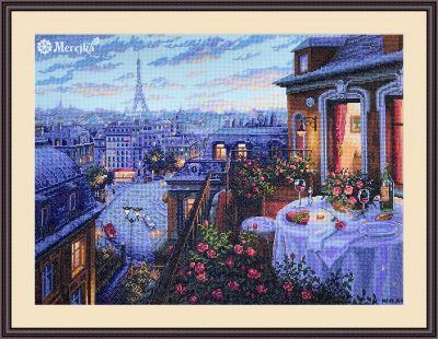 К-188 Вечерний Париж