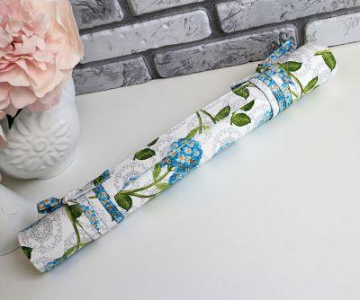 Ролл для вышивки Arapova A. Гортензия голубая - ролл для вышивки