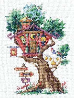 Д-24 Дома на деревьях. Гостевой