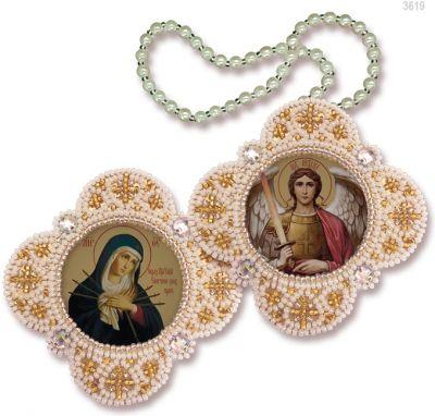 РВ3619 Богородица Умягчение Злых Сердец Архангел Михаил