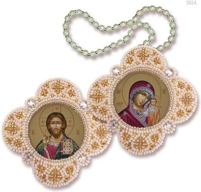 РВ3624 Господь Вседержитель Богородица Казанская