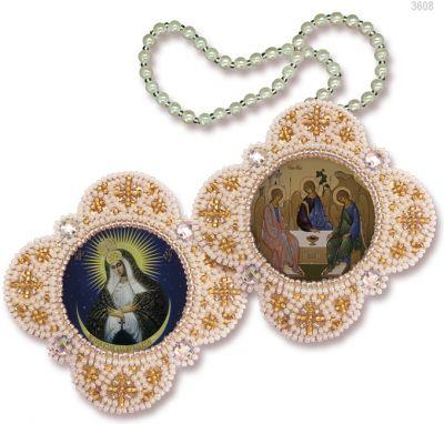 РВ3608 Богородица Остробрамская Св.Троица Ветхозаветная