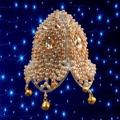 Набор для вышивания Вдохновение KOL-01 Золото и серебро. Богатство
