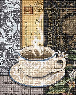 994- Lion Coffee C
