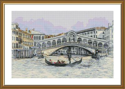 РЕ3524 Венецианский канал