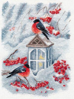 1415 А снег идёт (Овен)