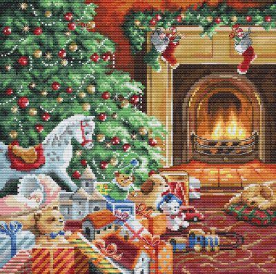 L8009 Уютное Рождество