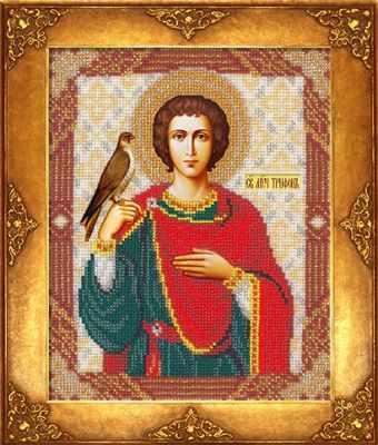 306 Св. Трифон (РИ) - Русская искусница
