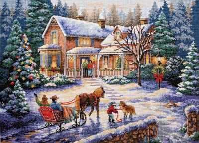 8733 DMS Домой на праздники