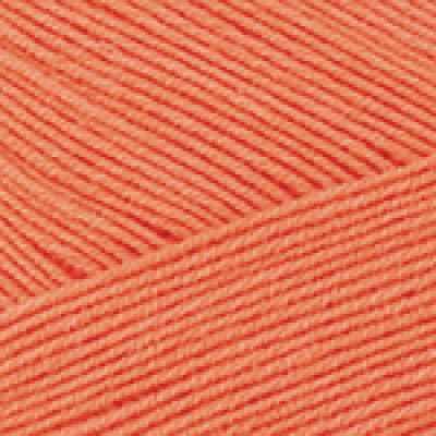 Пряжа YarnArt Пряжа YarnArt Cotton Soft Цвет.23 Лососевый