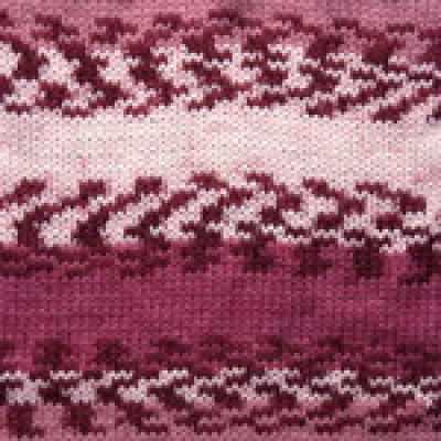 Пряжа YarnArt Пряжа YarnArt Crazy Color Цвет.136 Розовый Меланж