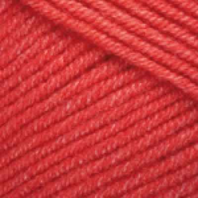 Пряжа YarnArt Пряжа YarnArt Jeans Цвет.26 Красный