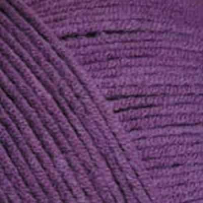Пряжа YarnArt Пряжа YarnArt Jeans Цвет.50 Фиолетовый