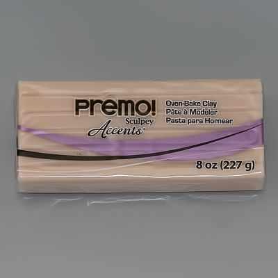 PE08 5310 прозрачный  Sculpey  Premo полимерная глина 226 г - Запекаемая полимерная глина