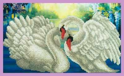 Набор для вышивания Картины бисером Р-316