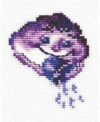 Набор для вышивания Сделай своими руками Т-07 Тучка