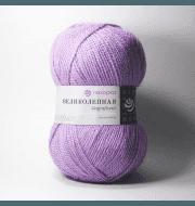Пряжа Пехорка Великолепная Цвет.178 Св. сиреневый